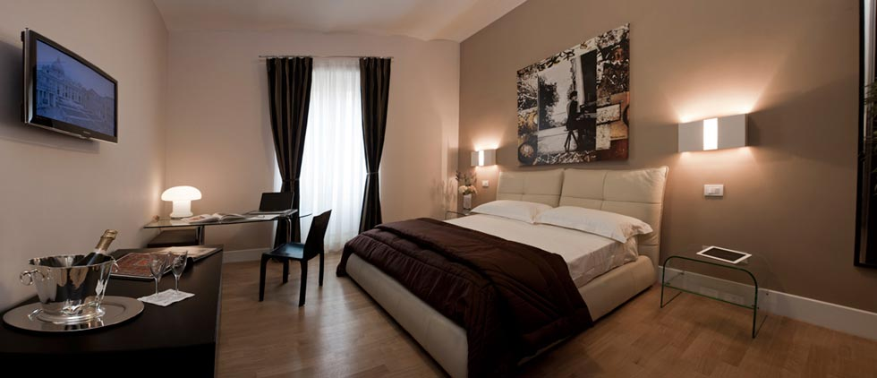 Bed and breakfast in central rome b b caridilli for B b design roma